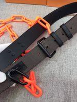 أزياء سوداء دبوس مشبك حزام أفضل جودة جلد طبيعي الرجال حزام مع مربع مصممي الرجال أحزمة النساء أحزمة مصمم أحزمة MP228U