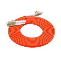 LC / UPC-LC / UPC Fibre optique Cordon Duplex Câble multimode FC-FC Fibibe optique Jumper1