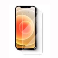2.5D Protecteur d'écran de téléphone en verre trempé pour iPhone 12 11 Pro Max XS X XR 7 8 Plus Samsung A01 Core A11 A21 A21S A31 A41 A51 A71 A81 A91