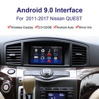 Android System Car Radio Player Видеоинтерфейс для Nissan Quest 2011-2017 GPS-навигационный интерфейс Поддержка YouTube, Carplay