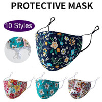 DHL Hot Unisex Face Mask Dustproof Anti- fog Protective Masks...
