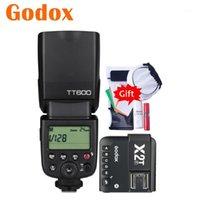 GODOX600 2.4G HSS Cámara Flash Speedlite X2T-F Bluetooth Transmisor móvil para Fuji X-T4 T3 T20 T30 T2 T200 X100F E3 A51