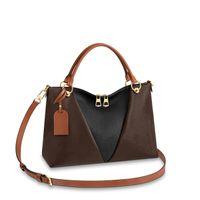 حقيبة يد حقيبة حمل حقيبة يد كبيرة حقائب اليد حقيبة يد نساء المحافظ حقائب جلدية مخلب الأزياء محفظة أكياس 43948 ملليمتر / BB CP0167