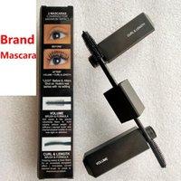 2021 Trasporto libero Brand Brand Black Brush Brush Brush Mascara Legit Legit Lashes Mascara Magra Maggiore volume Curl lunghezza Cruling allungamento 8.5ml