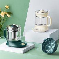 Электрические чайники Supor Health GOOT Home Multi-Function Office Маленькое стекло Полностью автоматическое Пара и кипячение
