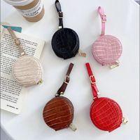 Fashion AirPods Case Designer Letter Premium Texture Bluetooth Headset Bag Is Suitable for AirPods 1 2 Pro Case 5 Color