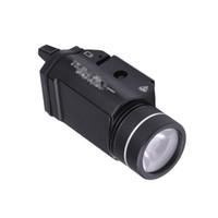 1000 Lumen Element Blendung Tactical Licht LED Wasserdichte Langaufnahmestrom Licht Airsoft Waffenbeleuchtung P1 Strobe Taschenlampe TLR-1