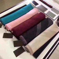 Venta al por mayor- mujer bufanda chal caliente lujoso femenino otoño invierno bufanda es la buena colocación de la sala de aire acondicionado G3UI