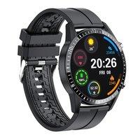 2020 Новые Smart Watch Men Full Сенсорный экран Спорт Фитнес Часы IP68 Водонепроницаемый Bluetooth для Android IOS SmartWatch Мужчины + Box