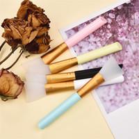 Autres 5 couleurs Brosse en silicone Epoxy Colle Résine Bijoux Faire des outils Cristal facile à nettoyer pour la fabrication1