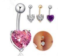 المرأة الأنيقة كريستال حجر الراين الجسم ثقب مجوهرات البطن زر حلقات السرة سحر المجوهرات