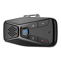 TiODRE Bluetooth Freisprecheinrichtung Freisprecheinrichtung Wireless mit Mikrofon Bluetooth 5.0 Automatische Herunterfahren Auto Connect Car Kit1