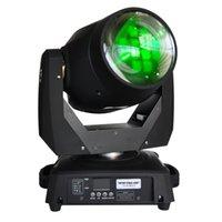 Gigertop 250W Yüksek Güç RGBW Işın / Spot Işık DMX512 Başkanı Işık Profesyonel DJ / Bar / Parti / Göster / Sahne Işık Hareketli