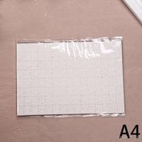 التسامي لغز a4 حجم diy التسامي الألغاز فارغة لغز الأبيض اللغز 80 قطع الحرارة الطباعة نقل الهدايا اليدوية الأمريكية