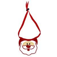 Cani Bibs Dog Christmas Dog Bandana Forniture per animali domestici Accessori per cani Sciarpa Animali Cuccioli Appollaia Accesorios Elk Ornamenti per capelli CCA2547
