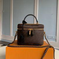 مصمم حقائب أعلى جودة الغرور حقيبة مستحضرات التجميل المرأة أكياس أزياء مساء حقيبة المرأة حمل حقائب السفر أدوات الزينة حقيبة