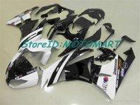 Kroppsarbete för Kawasaki Ninja ZX636 600CC ZX6R 09 10 11 12 ZX 6R 09 10 ZX-636 ZX 600 ZX 636 Kit KM24