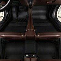 Fit für Infiniti G37 JX35 Q50 Q60 Q70L QX30 QX50 QX56 QX60 QX70 QX80-Veloster-Auto-Bodenmatte