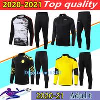 2020 2021 LEWANDOWSKI SANE Munich men tracksuit survetement 20 21 HAALAND football tracksuit Dort training suit foot chandal jogging