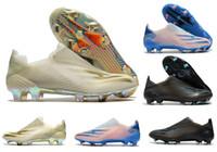 جديد 2021 x ghosted fg soccer رجل الانزلاق على كرة القدم 20 + x أحذية كرة القدم أحذية كرة القدم المرابط حجم 39-45