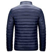 Men's winter warm outdoor down jacket hot sale fashion 8OD2HFLP