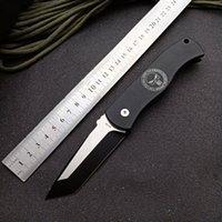 Protech CQC7 Acción única Táctica Autodefensa Caballo plegable Pocket EDC Cuchillo Camping Cuchillos de caza Regalo de Navidad A3142