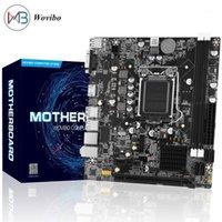 Tablet PC Schede madri B75 Scheda madre LGA 1155 DDR3 VGA SataiII USB3.0 per Intel LGA1155 Core I3 Xeon CPU Scheda madre1