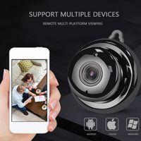Kameras V380 Wireless Camera 1080P HD WIFI Mini Home Security P2P Motion DVR Micro kam Sport DV Video Nachtsicht