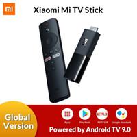 원래 Xiaomi MI TV 스틱 안드로이드 TV 9.0 쿼드 코어 HDR Dolby DTS HD 듀얼 디코딩 1GB RAM 8GB ROM Google Assistant Netflix
