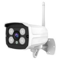 SH024 HD 3MP 무선 IP 카메라 AP 핫스팟 야외 방수 Onvif 총알 WiFi 카메라 모션 탐지 감시 캠