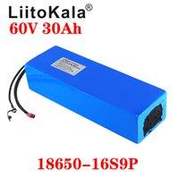 LIITOKALA 3.2V 120AH Lityum Demir Fosfat Hücre Lifepo4 Batarya Döngüsü 4000 Kez 3C Solar 12V120AH Hücreleri AB ABD Vergi Ücretsiz