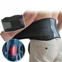 Ajustável da cintura traseira Apoio Cintura Cintura Auto Therapia Magnética Therapia Lombar Brace Massagem Band Dor Relevo Cuidados de Saúde