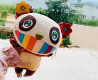Murakami Takashi Kaikaikaikaikikiki Bambola alta Valigia colorata, bagagli unisex borse da borse da borsa Giappone spalla viaggio Panda