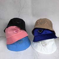 Lujos Hombres Mujeres Cap Moda Stingy Brim Hat Hat Diseñadores con patrón de impresión Transpirable Casual Playa Playa Sombreros con letras opcionales