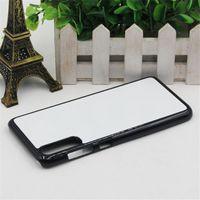 Em branco 2D Sublimação TPU PC Celular Cases para iPhone 13 Mini Pro Max Samsung A21 A71 M11 M31 S9 S10 S20 Note20 Ultra S20Fe S21 S21LUSTRA S21Plus com inserções de alumínio