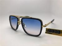 Homens 2030 Óculos de sol Novo Retro Quadro Completo Óculos Óculos Mais Novo Mach Um Óculos De Sol Vintage Óculos