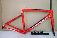 2021 COPPOCALO HS8 ultra light 850g carbon road bike frame Racing bicycle bicicleta frame superlight cheap Chinese frame