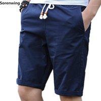 Sorenwing Shorts Hommes Casual Mens Coton Mens Hommes Shorts Brand Short Homme Hommes Boardshorts Joggers Mâle Bermuda Masculina 011