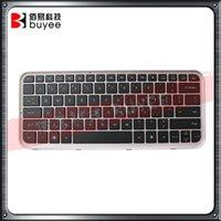 Клавиатуры Проверено Клавиатура ноутбука для павильона DM3 DM3-1000 Series US Black MP-09C931
