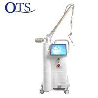 Fotona System CO2 Dispositivo laser frazionario per la rimozione della ruga delle rughe della frecinatura con grande schermo in clinica Taglio chirurgico Uso di bellezza