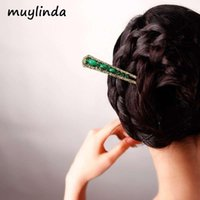Muylinda étnica retro simples chinês cabelo vara geometria vintage mulheres hairpins jóias1