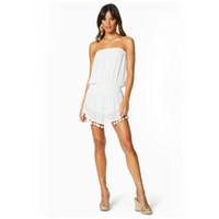 Sommer kurze Damen-Pyjamas Sleeveless Solid Color Casual Kleid Damen Enge Casual Kleid