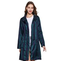 Yuring высококачественный стиль моды водонепроницаемый женщин мужчины легкие дождевые пальто с капюшоном с сумочкой для путешествий носить JLLTJC