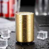 5 색 스테인레스 스틸 맥주 병 오프너 자동 병 오프너 맥주 와인 병 오프너 주방 바 도구 액세서리 GGB3641-3