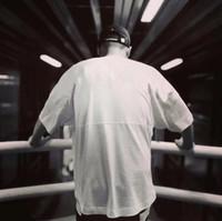 2021 Мода Мужская футболка Летняя футболка Высокое Качество Мужская Стилист Футболка Хип-Хоп Мужчины Женщины Черный Коротким Рукавом Размер M-XXL