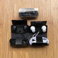Più nuovo 100% di qualità dell'OEM auricolare auricolare auricolare da 3,5 mm auricolare stereo cuffia auricolare con microfono telecomando per Samsung S10 S9 S10E S8