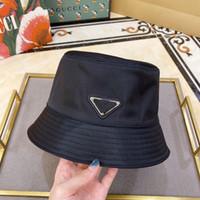 Tasarımcılar Kapaklar Şapka Balıkçı Sunshade Joker Markalar Yüksek Kaliteli Üçgen Admiralty Erkek Kadın Kova Şapkalar Luxurys Havzası Kapaklar 20120501DQ