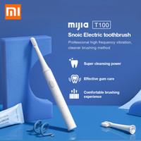 Xiaomi سونيك فرشاة الأسنان الكهربائية اللاسلكي usb قابلة للشحن فرشاة الأسنان للماء بالموجات فوق الصوتية التلقائي فرشاة الأسنان FY8147