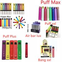 Barra de soplo de cigarrillos desechables más relleno pre-lleno 3.2 ml Vapores onese Stick One-Toy Pen Vape POD XXL 1800 Puffs Bang