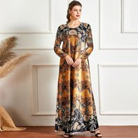 Plus Size Abaya Dubai Turquia Muçulmana Hijab Dress Islam Vestidos para Mulheres Roupas Robe Femme Musulman De Mode Ropa Mujer Vestidos1